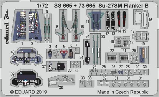 Su-75SM Flanker B - ZOOM