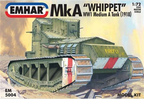 Whippet MkA - Mark A