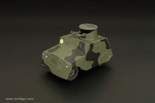 Beaverette Panzerwagen