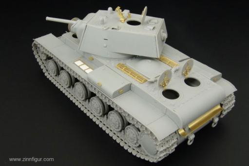 KV-1 Modell 1941 Details