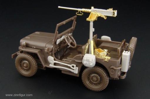 Jeep MG und Zubehör