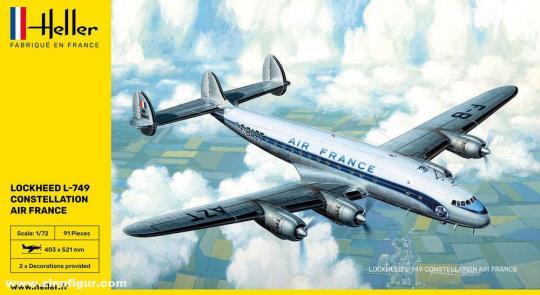 "L-749 Constellation ""Air France"""