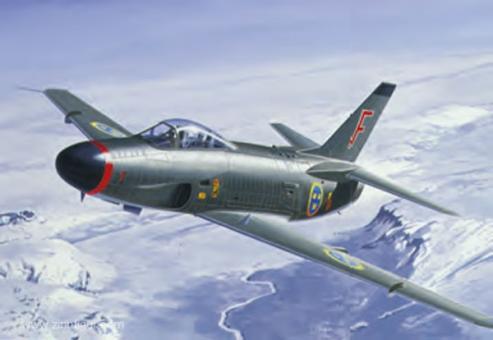 Saab A/S 32 Lansen