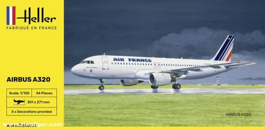 """Airbus A320 """"Air France"""""""