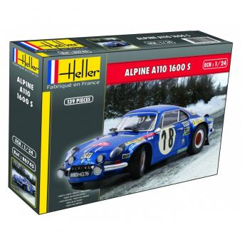 "Alpine A110 - Renault 1600 ""Rally Monte-Carlo"""