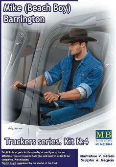 "Trucker Mike ""Beach Boy"" Barrington"
