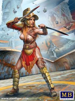 Dimachaerus Champion - Master of two blades
