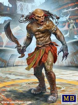 "Baestorian Champion ""Chuck"" AKA Nifrath"