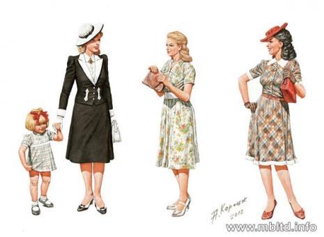 Frauen des 2. Weltkriegs