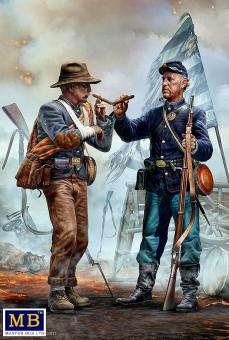 Kapitulation der Konföderierten Armee bei Appomatox