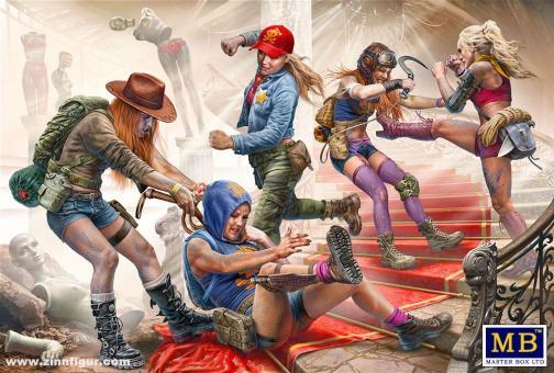 """Skull Clan - New Amazons - """"Gib das Zurück, das ist meine Beute!"""" - Desert Battle Series"""