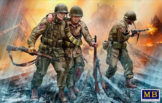 US Paratroopers - 1944