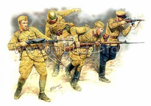Infantry, Eastern Front