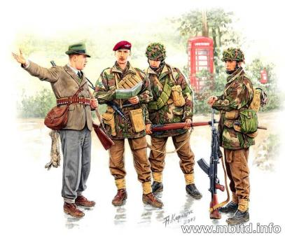British Paratroopers 1944 - Kit 1