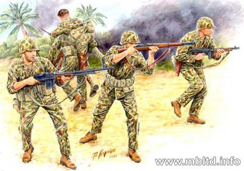 US Marine Corps Infanterie