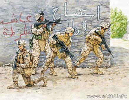 US Soldaten im Irak