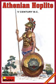 Athenischer Hoplit - 5. Jh.v.Chr.