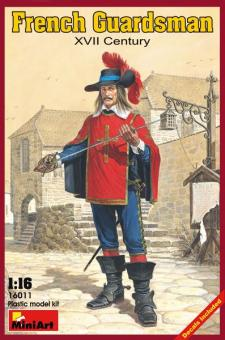French Guardsman - 17th Century