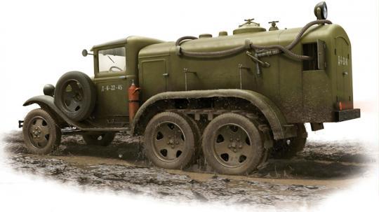 BZ-38 Tankwagen Mod. 1939