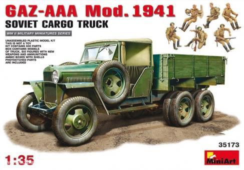 GAZ-AAA Mod. 1941 Lkw