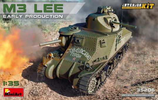M3 Lee frühe Produktion