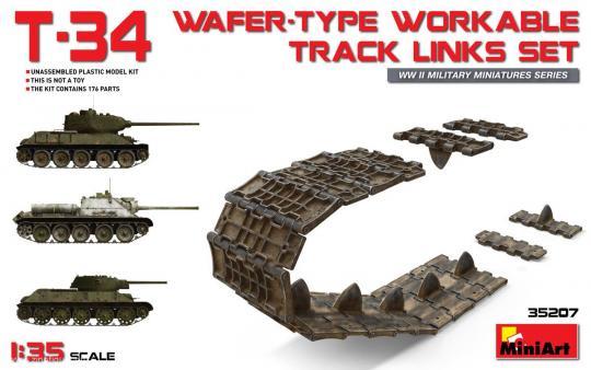 T-34 Panzerketten Typ: Waffel