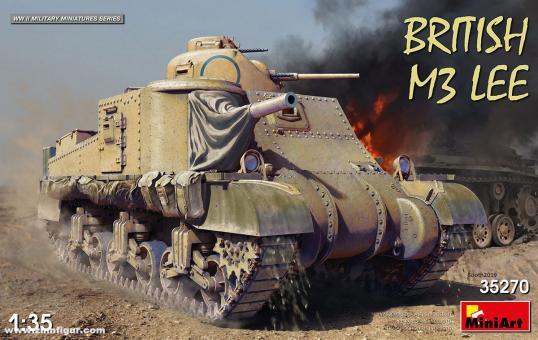 Britischer M3 Lee