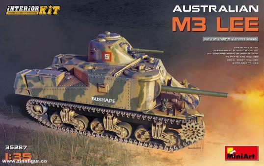 Australischer M3 Lee