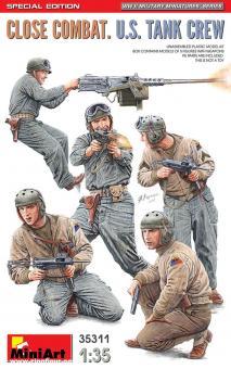 US Panzersoldaten im Nahkampf - Special Edition