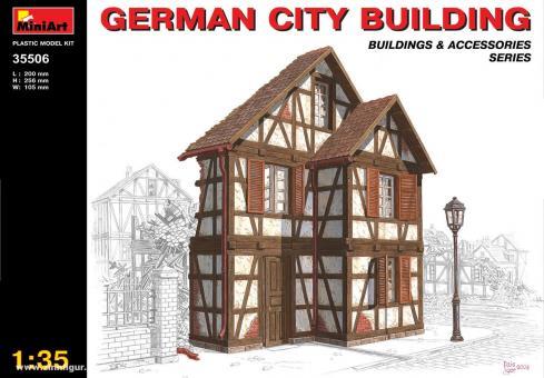 Kleinstadt-Haus
