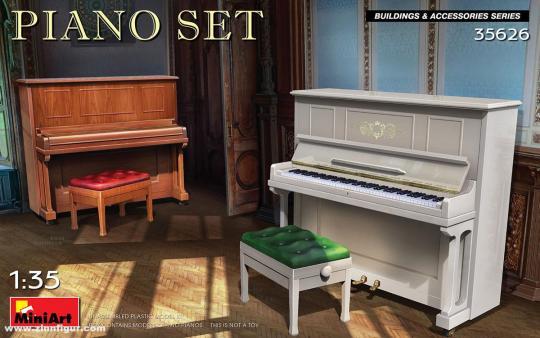 Klavier Set