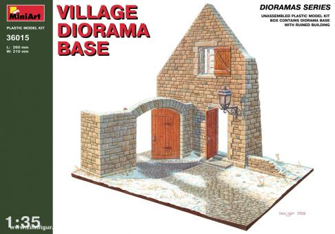 Village Diorama Base