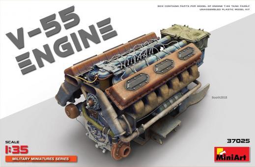 V-55 Motor