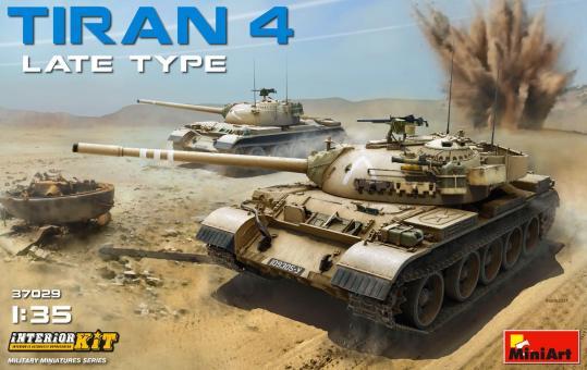Tiran 4 - späte Version
