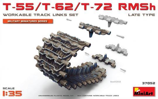 T-55/T-62/T-72 RMSh Panzerketten