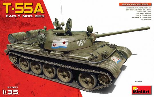 T-55A Modell 1965 früh