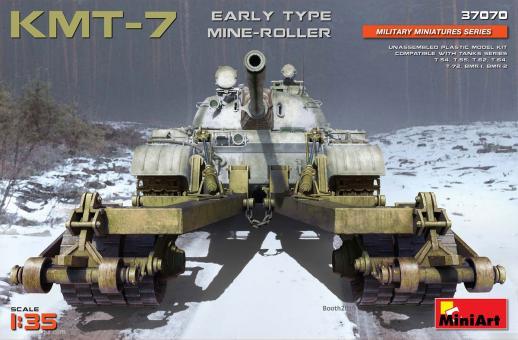 KMT-7 Früher Typ Minenroller