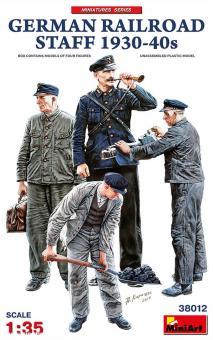 Deutsches Eisenbahnpersonal 1930-1945