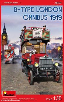 B-Type Bus - London 1919