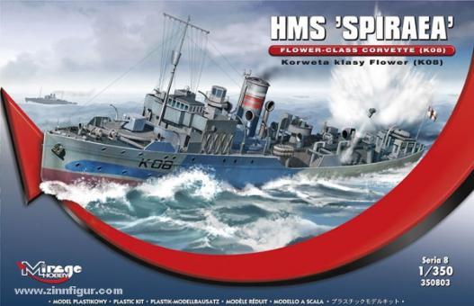 HMS Spirea Flower Class Corvette