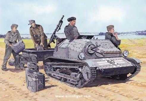 Tankette TKS/MG 15