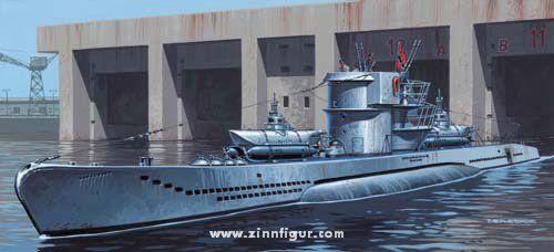 Deutsches U-Boot U 295 Typ VII C/41
