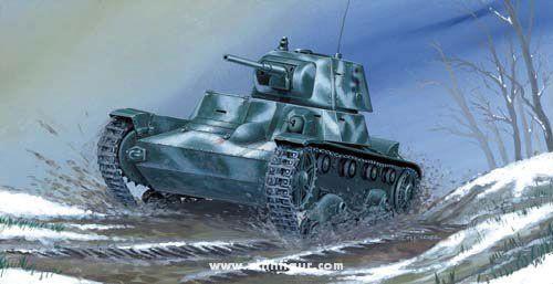 Leichter Panzer T-26 C 1939