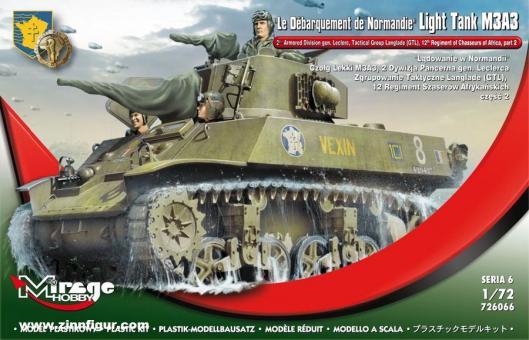 """M3A3 """"Frei Französische Streitkräfte - Normandie 1944"""""""