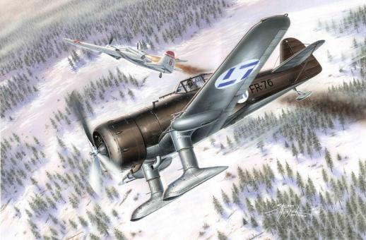 Fokker D XXI Finland