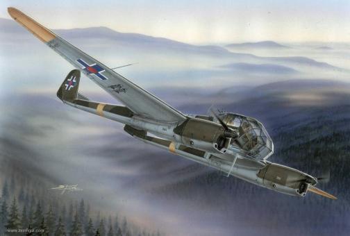 Focke Wulf Fw-189A-2
