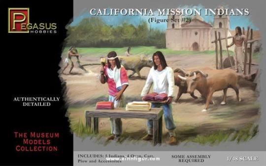 Mission Indians Set 2