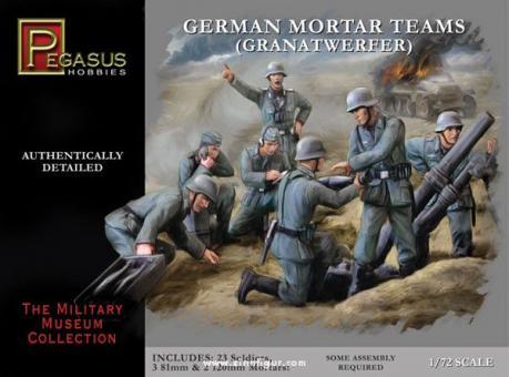 Deutsche Granatwerfer