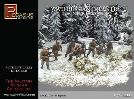 Russian Infantry WW2 Summer