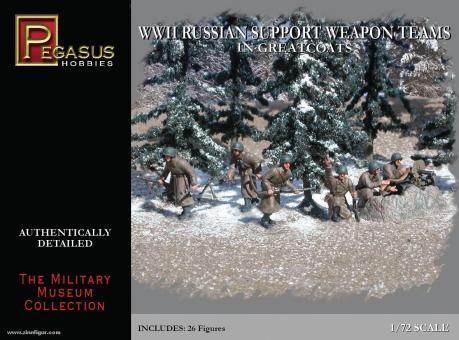 Russian Mortar Set WW2 Summer